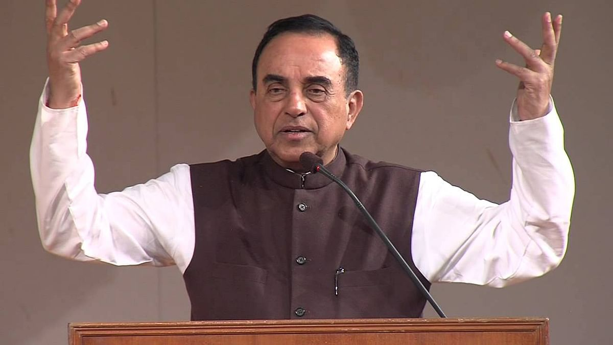 'PMO Haren Joshi was behind it...': As Malviya retains IT Cell post, Subramanian Swamy lashes out