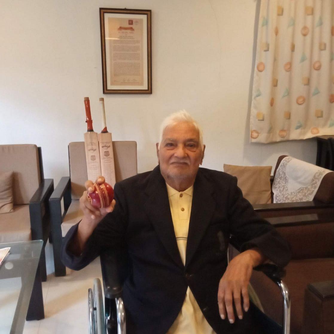 Former India player SR Patil dies at residence in Kolhapur