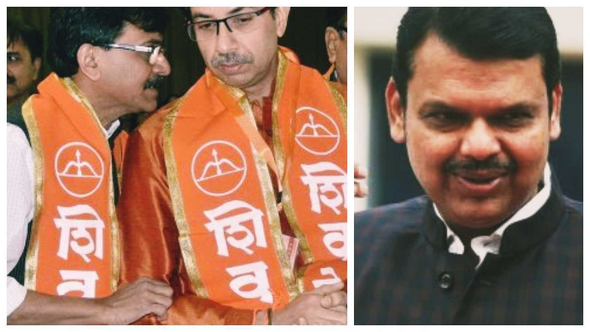 Devendra Fadnavis, Sanjay Raut give each other a taste of tongue-lashing
