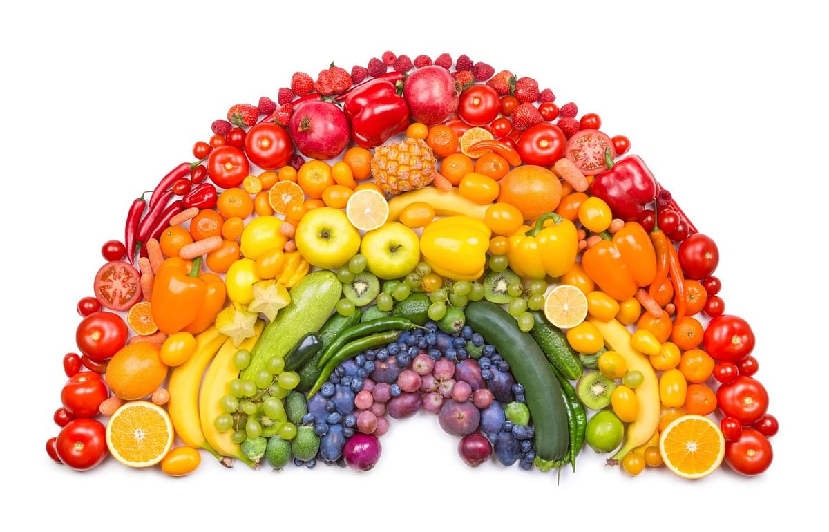 Holistic healing: Add colours to the plate, years to life!