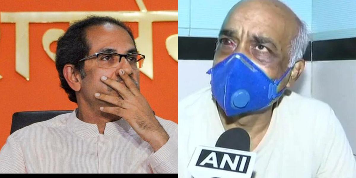 After attack, ex-navy officer Madan Sharma asks Uddhav Thackeray to resign from CM's post