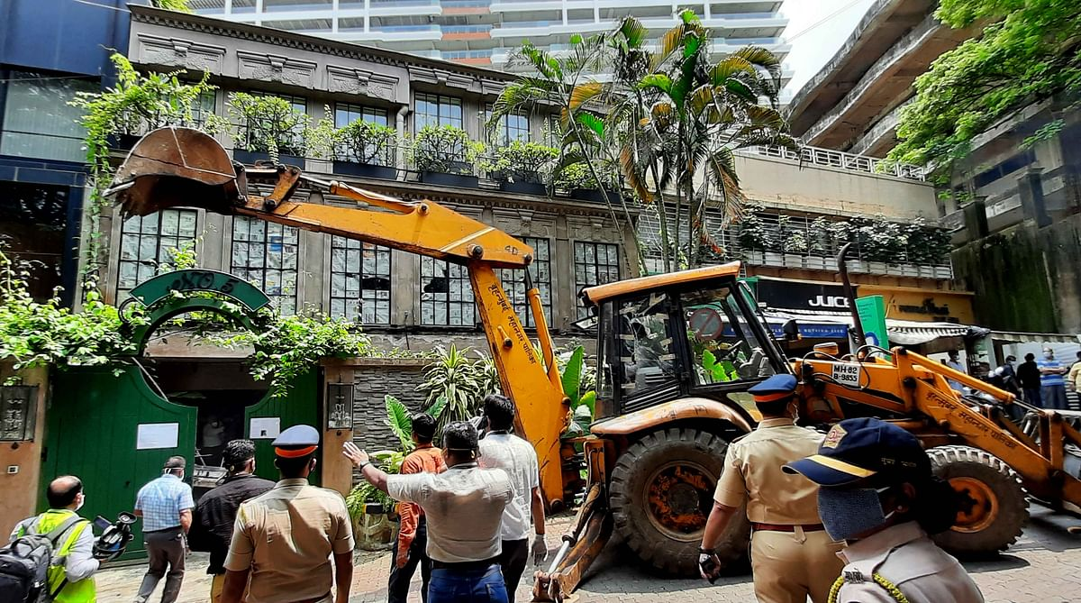 Ranaut's plea should be dismissed with costs: BMC tells Bombay High Court