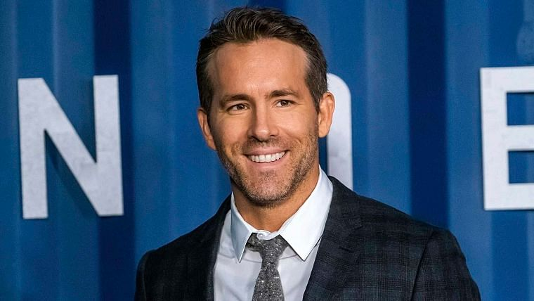 'COVID-19 test goes just deep enough to tickle your childhood memories,' says Ryan Reynolds