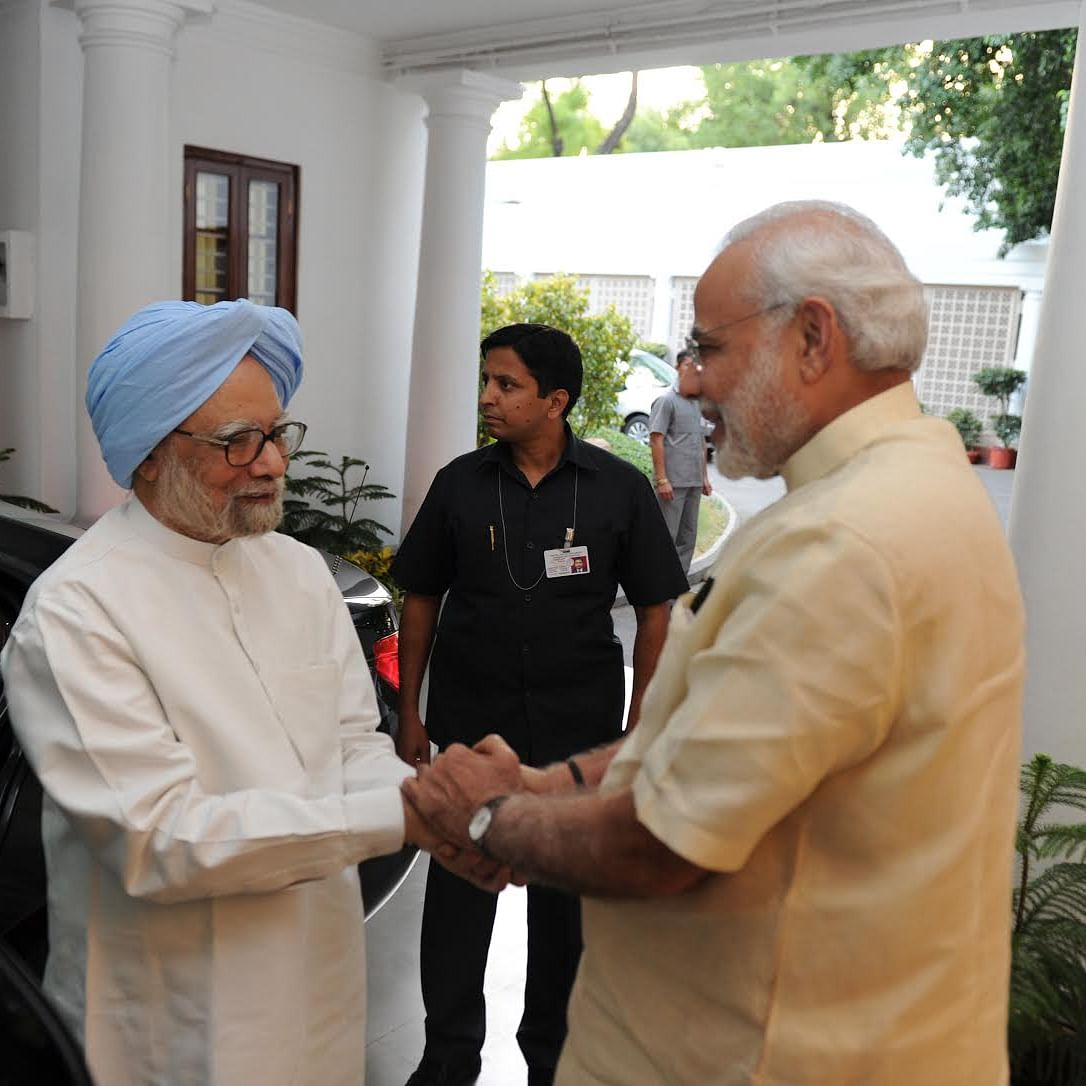 MMS VS NaMo: From 2004 to 2020 - How GDP growth has shrunk in Modi's India