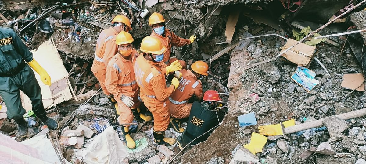 Bhiwandi Building Collapse: Death toll rises to 25 - Recent developments of the incident
