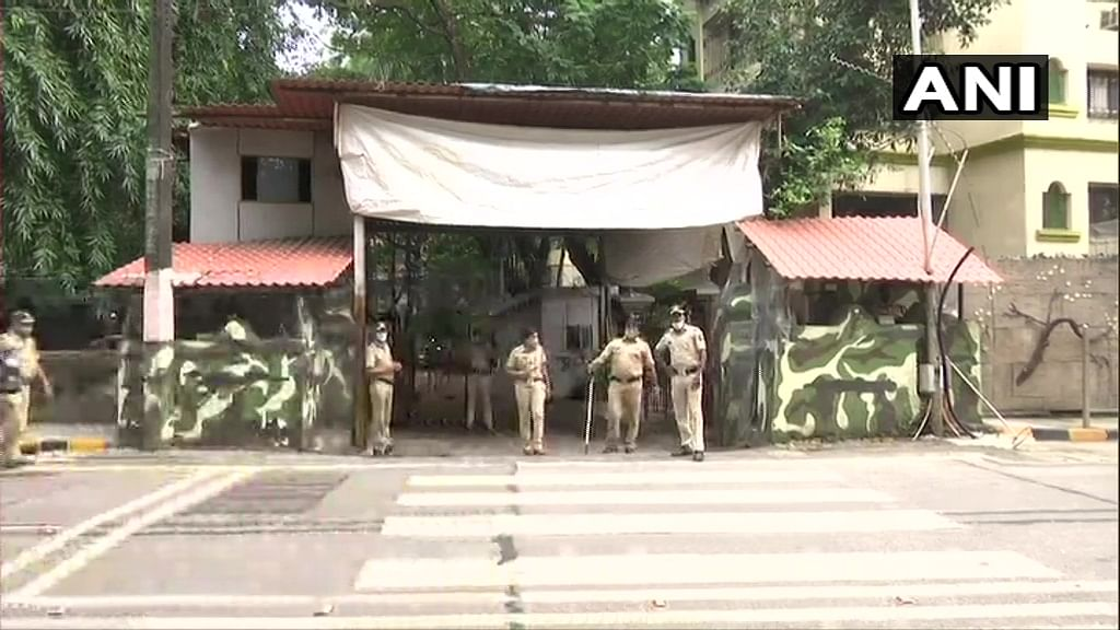 After call from 'Dawood's man' security increased at Uddhav's residence; Mayor Kishori Pednekar condemns incident