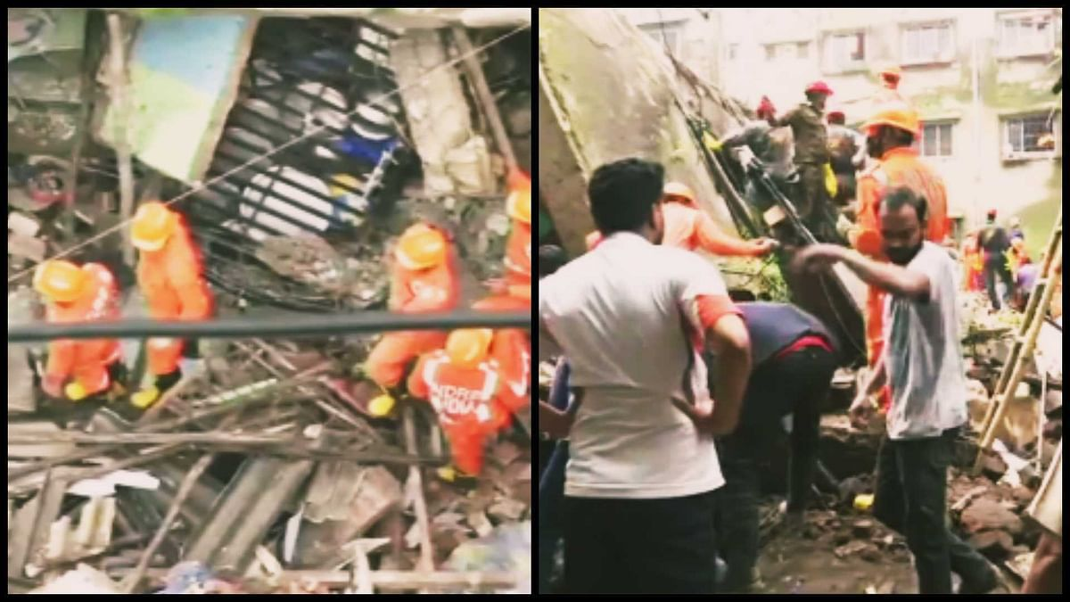 Thane: Death toll in Bhiwandi building collapse rises to 21