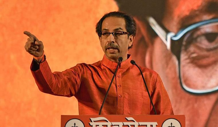 'He's a cartoonist's son...': Twitter furious as Sena activists assault retired Navy officer over post mocking Uddhav Thackeray