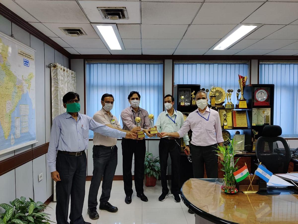 NTPC Dadri bags CII Environmental Best Practices Award-2020