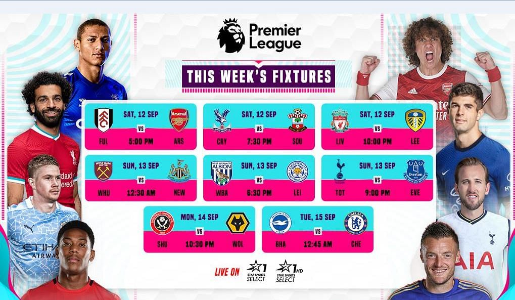 Liverpool to kick-off EPL today
