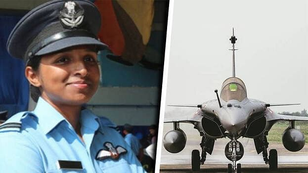 Varanasi girl to fly a Rafale
