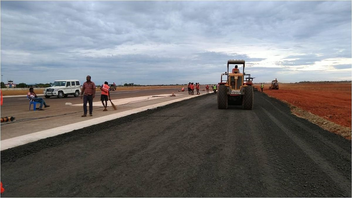 Tuticorin airport undergoing upgrade at the cost of Rs 381 crore: AAI