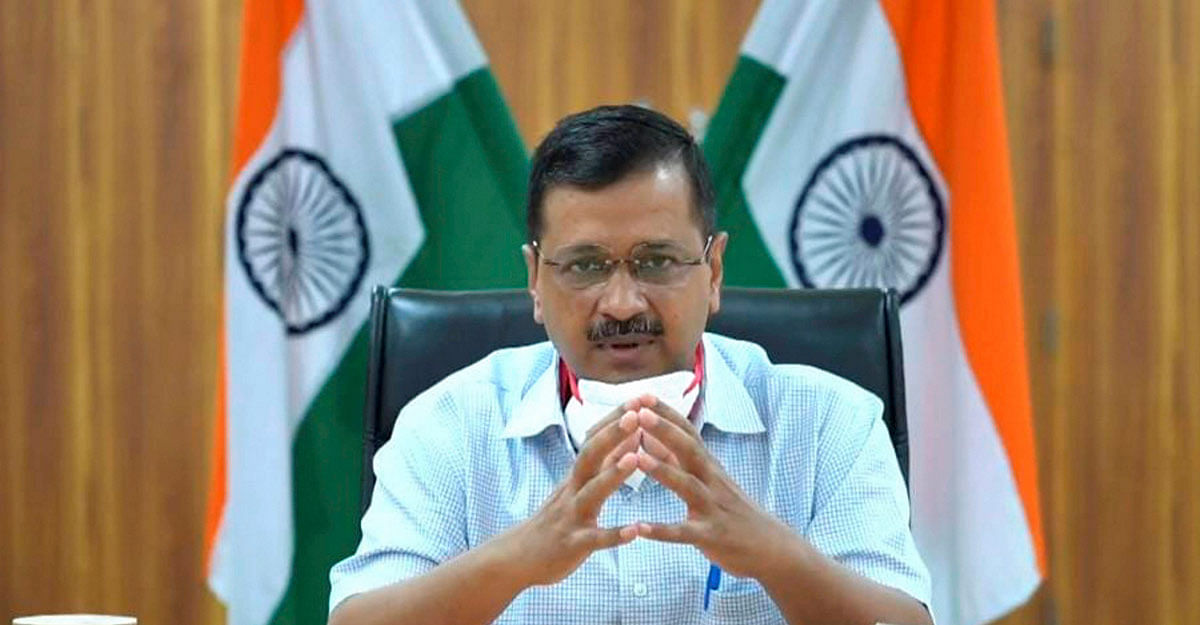 Delhi CM Kejriwal tells his Mumbai team to step up corona awareness campaign
