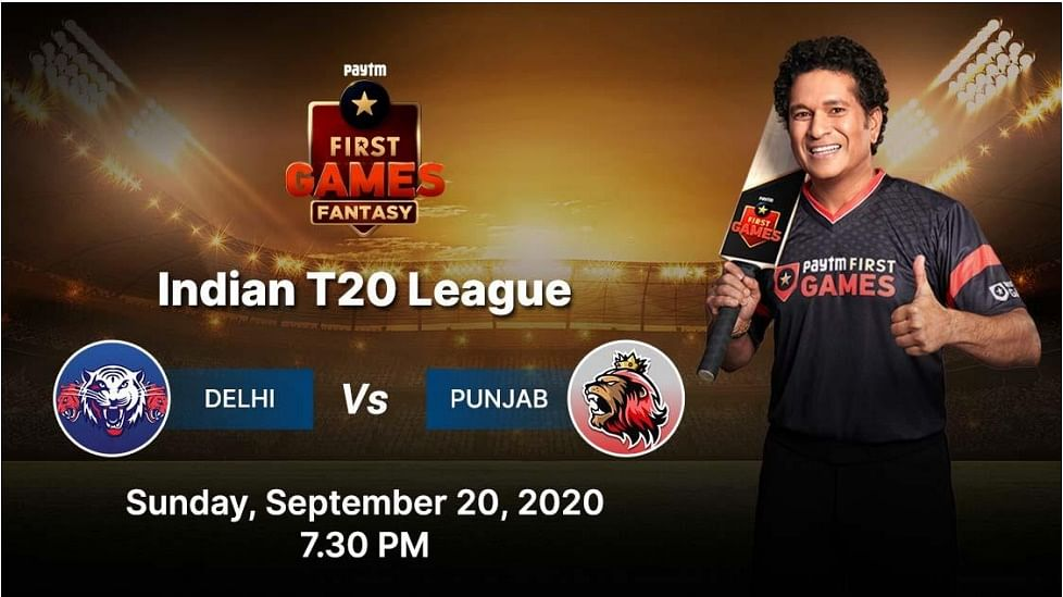 Delhi vs Punjab: Paytm First Games Fantasy Prediction: Indian T20 League