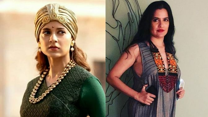 Sona Mohapatra slams Kangana Ranaut for blocking her, says 'please get yourself some feminist friends'