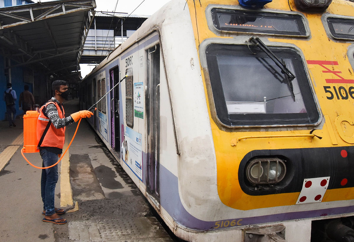 Mumbai: Students appearing for final year exams can board local trains