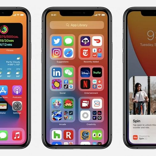 Apple rolls out iOS 14 update - all you need to know