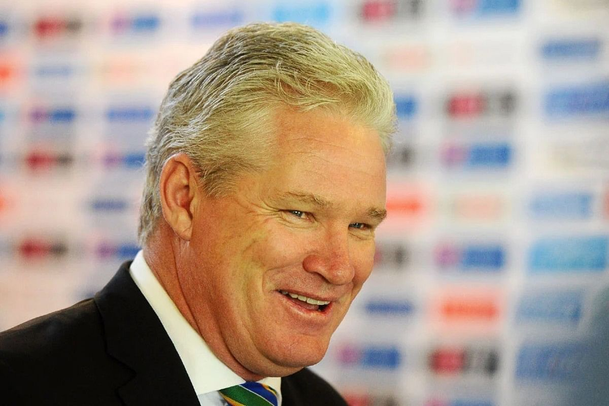 A troll called Dean Jones one of the most annoying commentators. Here was his reply