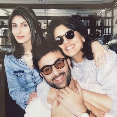 Riddhima Kapoor Sahni wishes for 'baby brother' Ranbir: 'Happiest bday AWESOMENESS'