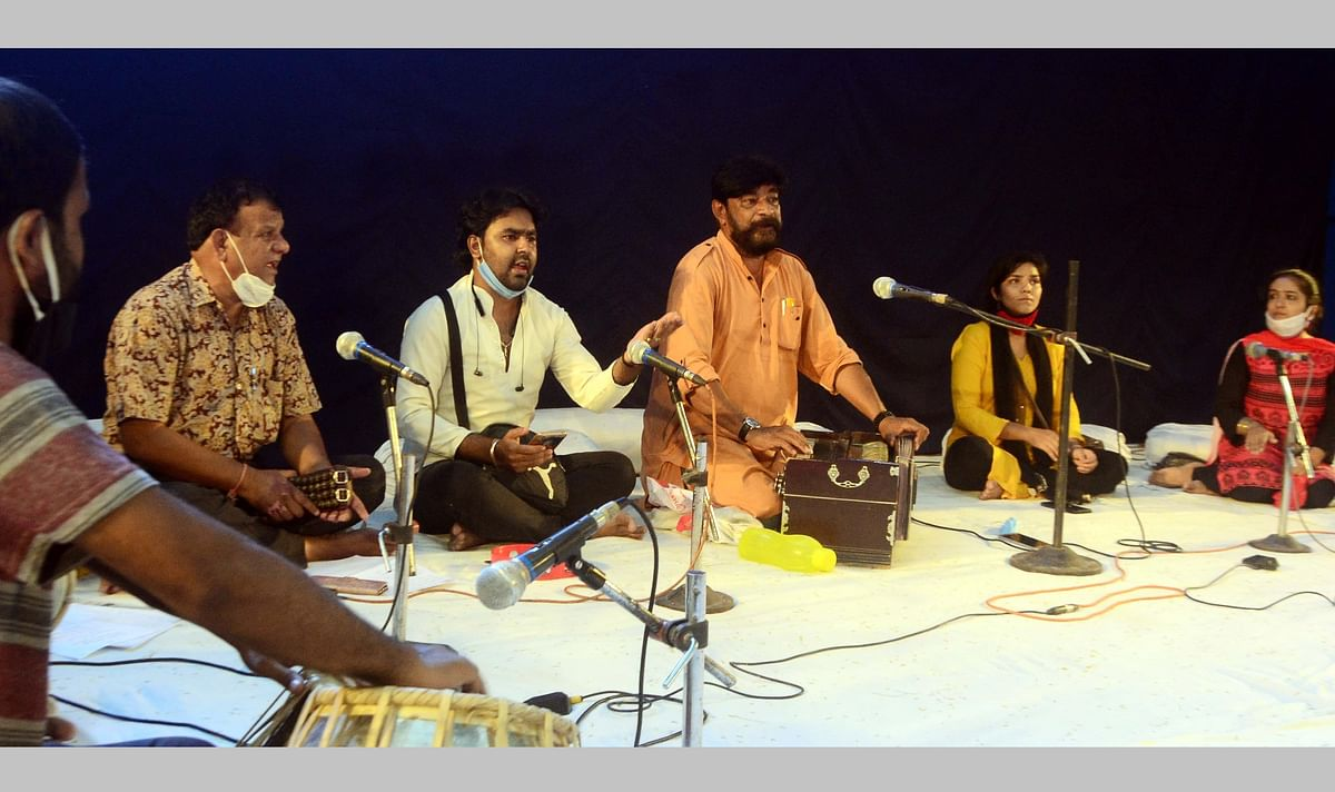 Bhopal: COVID-19 norms in place, live music return to MPSD with 'Rang Sangeet'