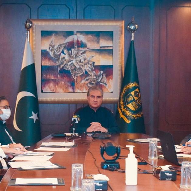 India slams Qureshi's remarks at CICA meet, says Pakistan continuing its spurious narrative