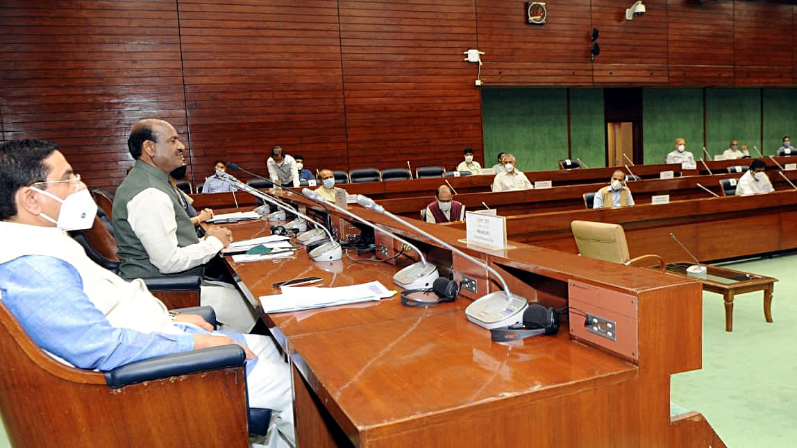 Monsoon session: Oppn demands discussion on LAC standoff, COVID, economy; 23 legislations to be taken up