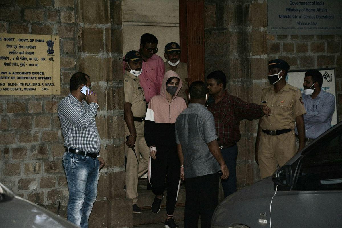 Rhea's morgue visit: Maharashtra HRC gives clean chit to cops, Cooper Hospital