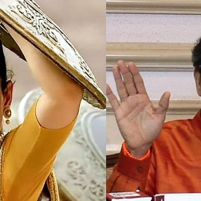 Kangana has no desire to back off, continues with her slanging match with Uddhav Thackeray