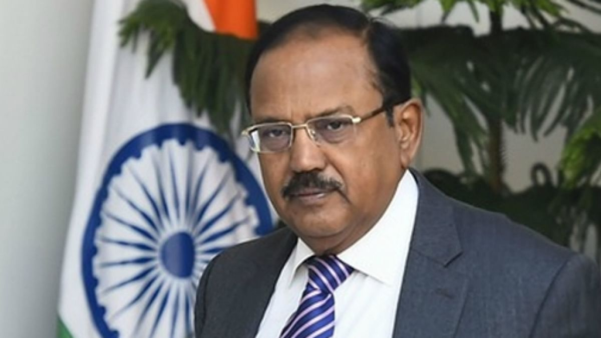 NSA Ajit Doval walks out of SCO meet after Pak representative projects 'fictitious map'