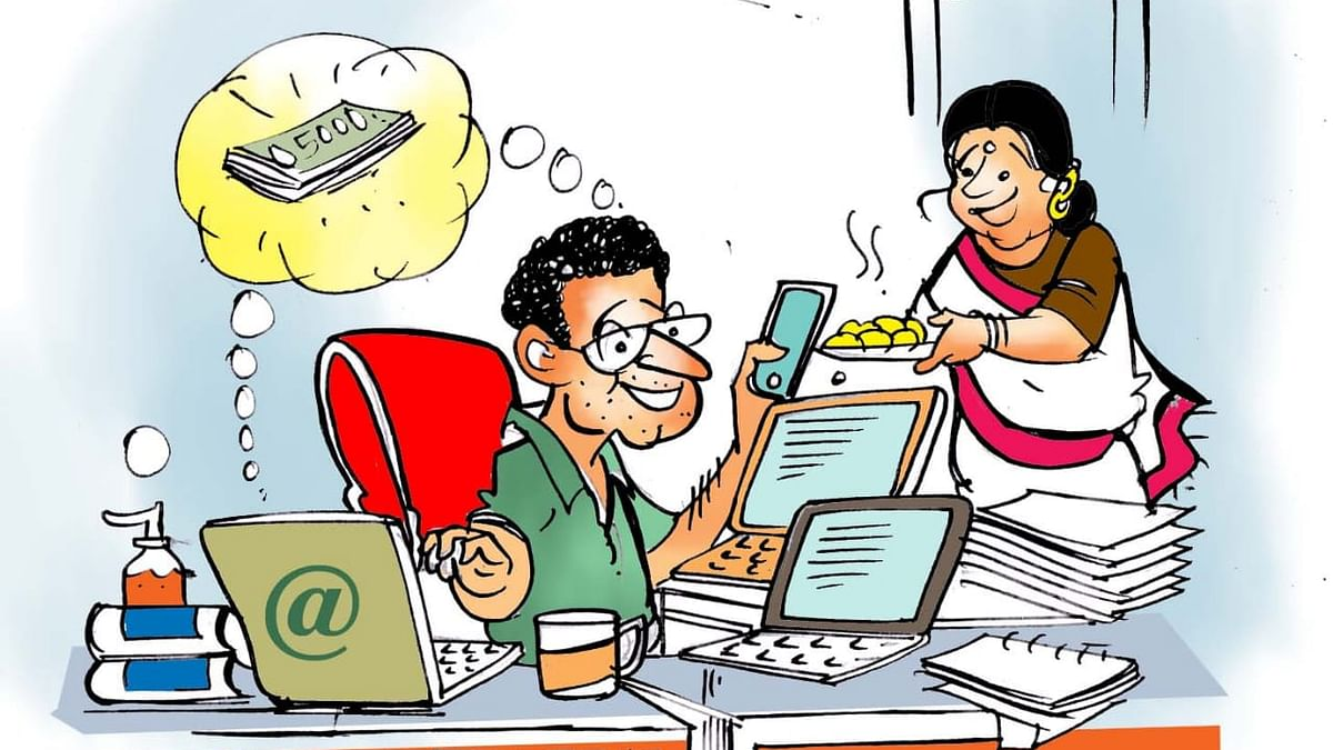 WFH & Start-up India: 70% IT professionals hired for 'work from home', 35% cut in salary