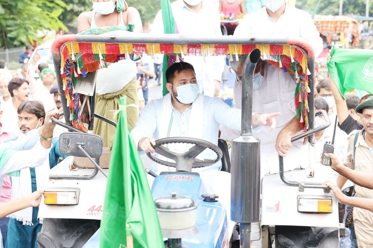 Bihar Polls 2020: Now, CPI(ML) deserts RJD-led 'Mahagathbandhan'