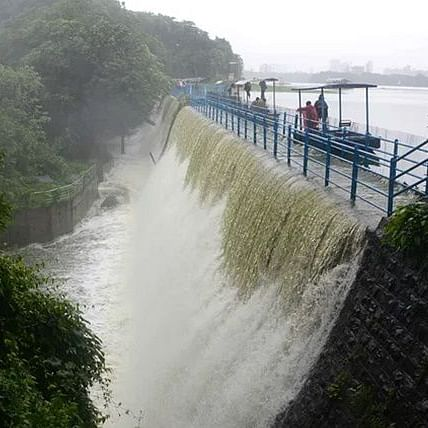 Mumbai Rains: Water level in Mumbai's seven lakes slightly drops to 97.95%