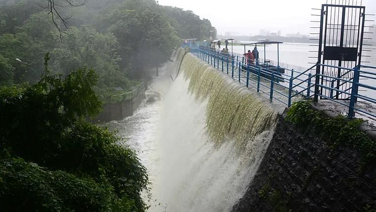 Finally some good news, water level in Mumbai's seven lakes rises to 98.01%