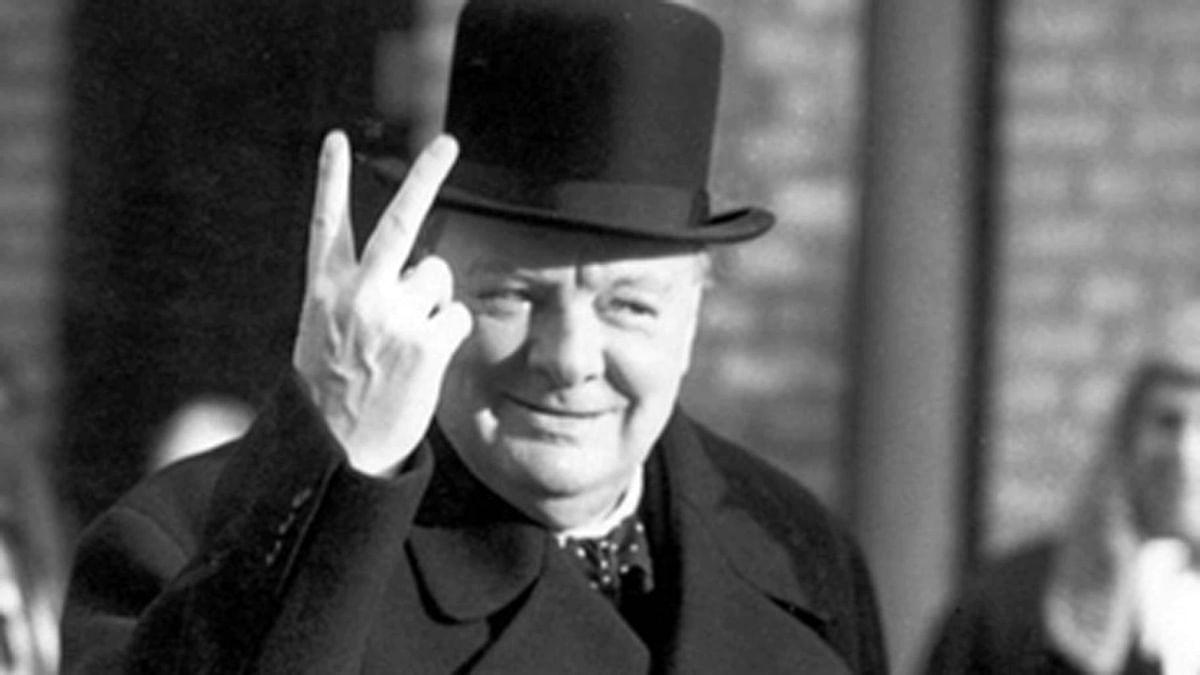 Churchill's unpaid dues of Rs 13 a bad debt
