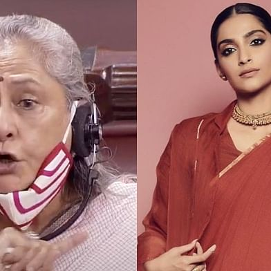 Sonam Kapoor wants to grow up to be Jaya Bachchan after latter's speech in Lok Sabha defending Bollywood