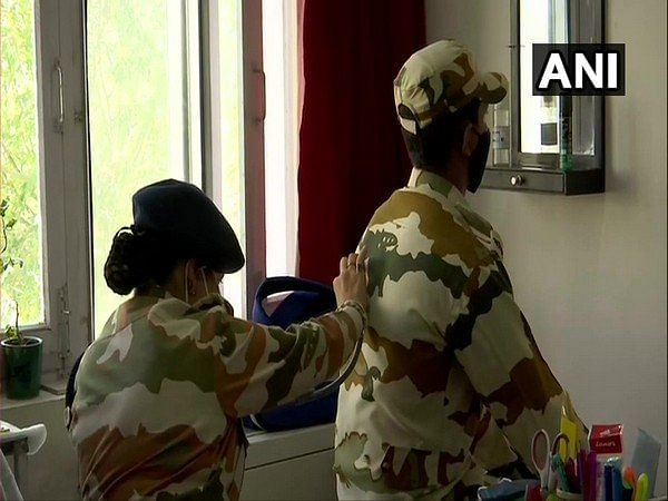 In a first, ITBP female docs posted near frontlines