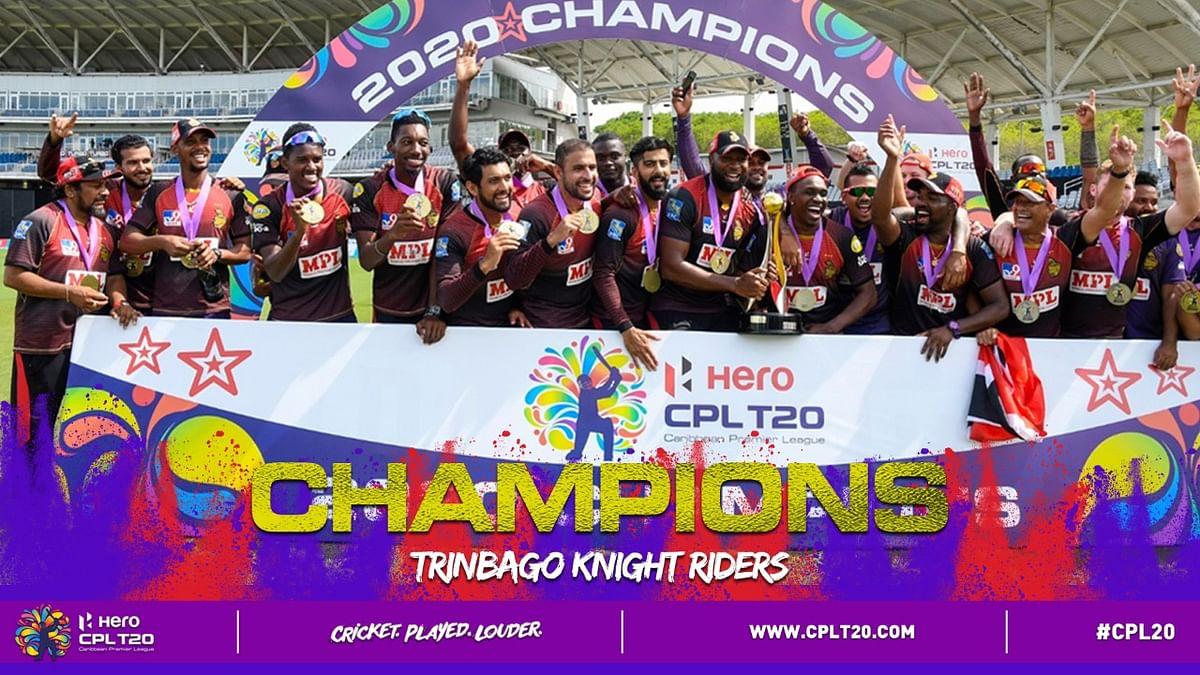 CPL 2020: Pollard, Simmons shine as Trinbago Knight Riders defeat St Lucia Zouks
