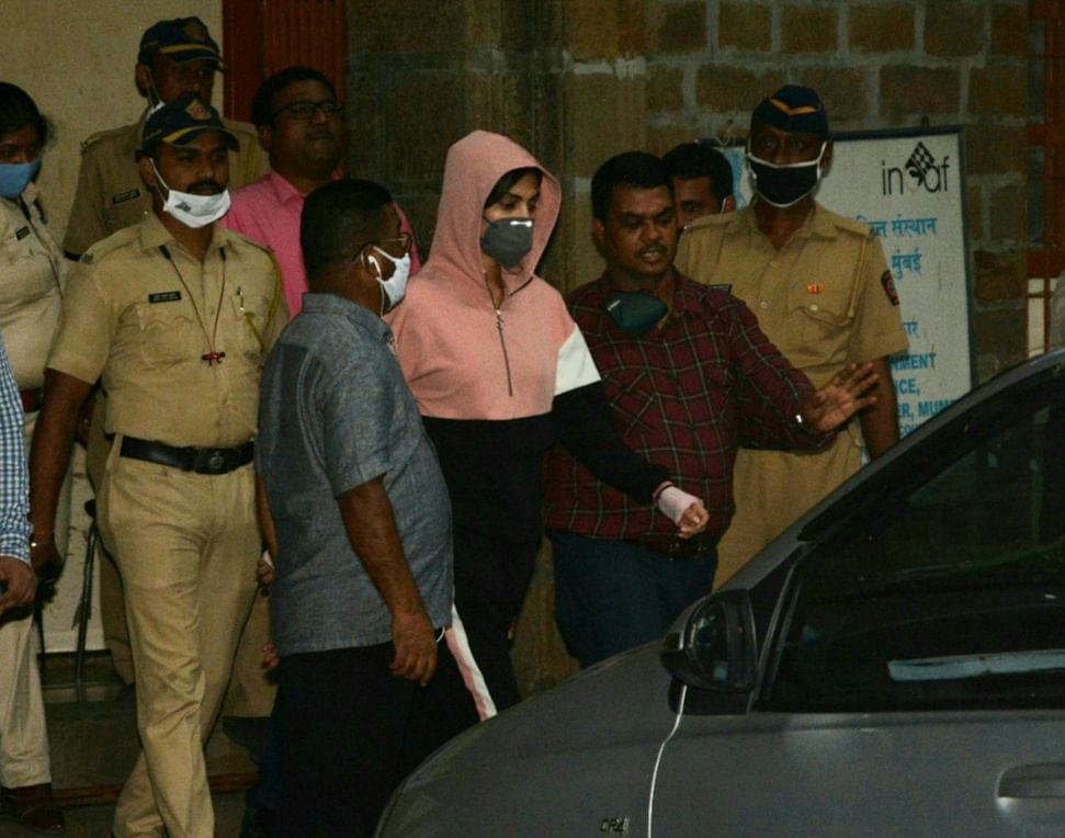 SSR drug case: Bombay HC reserves judgment on Rhea's bail plea