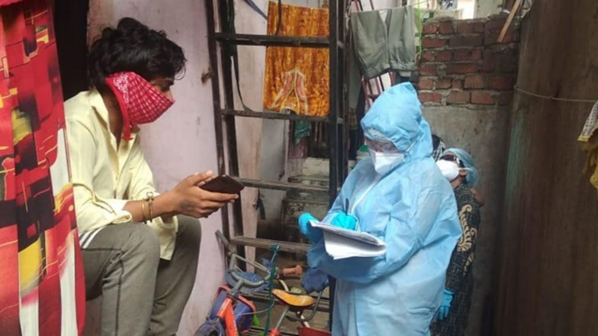 Slum dwellers in Bhayandar decry 'forceful' Antigen tests by MBMC