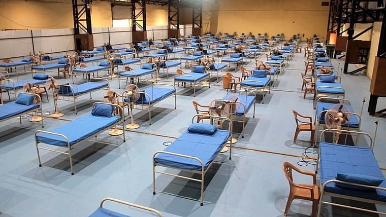 Bed availability in CCC facilities, public, private hospitals reduces from 50% to 31% across Mumbai