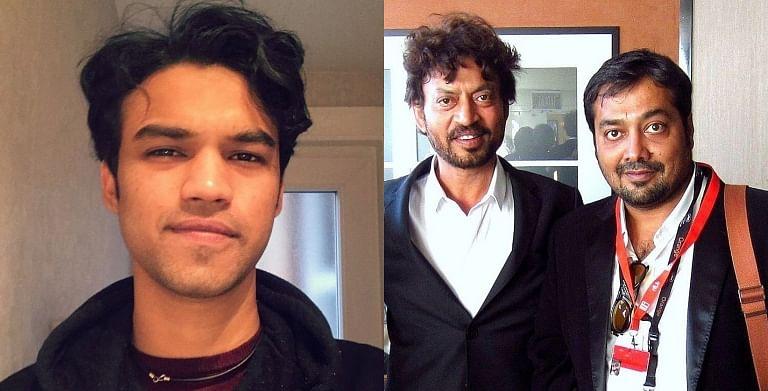 Irrfan Khan's son Babil slams netizens who trolled him for backing Anurag Kashyap