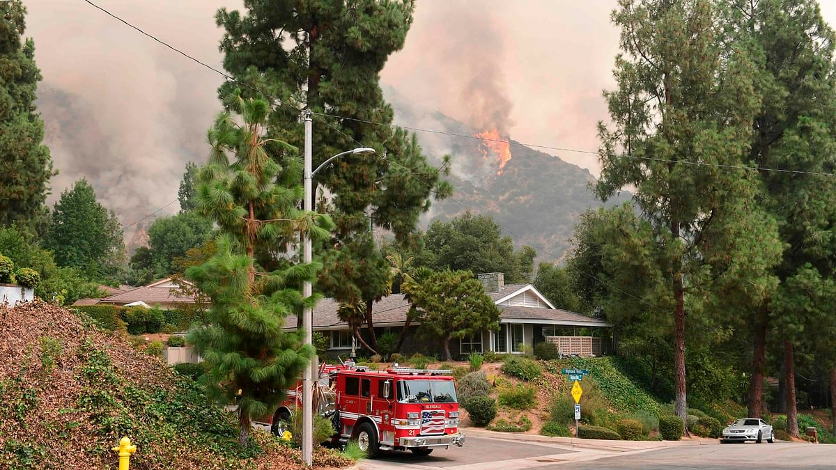 Around 19 killed, 3.2 million acres burned in California wildfires