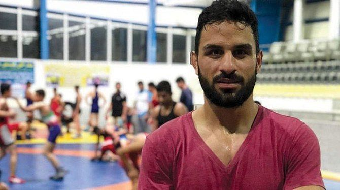 Iran executes young champion wrestler accused of murder