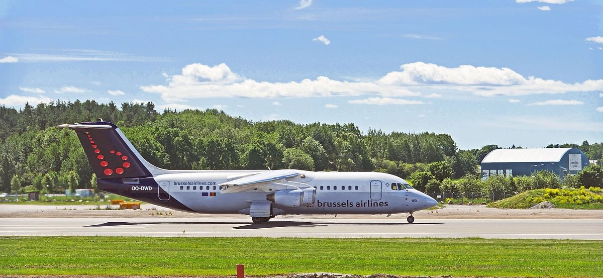 Brussels Airlines receives refund request worth 122 million euro