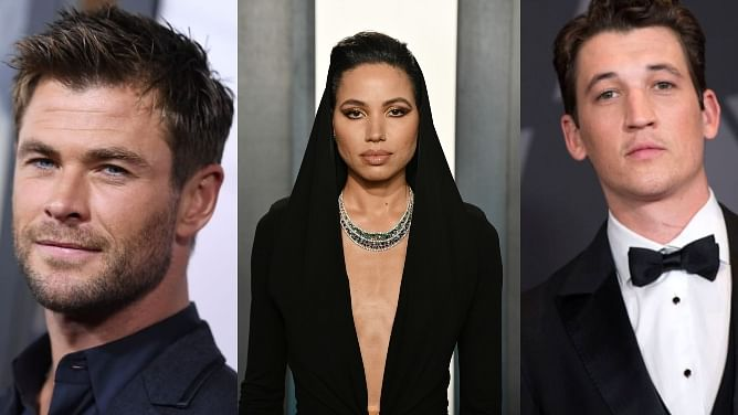 Chris Hemsworth, Miles Teller, Jurnee Smollett to star in Netflix's 'Spiderhead'