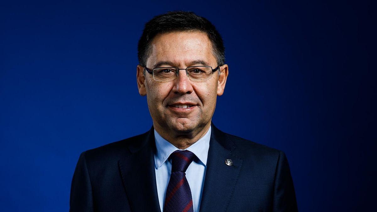 Barcelona president Bartomeu to face vote of no confidence