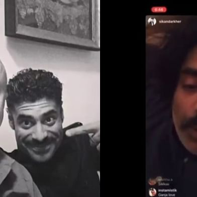 Watch: Anupam Kher's son Sikandar's video in an 'intoxicated state' goes viral; netizens demand NCB probe