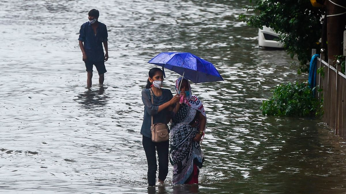 Mumbai Weather Update: IMD says intense to very intense rainfall is likely to continue in city