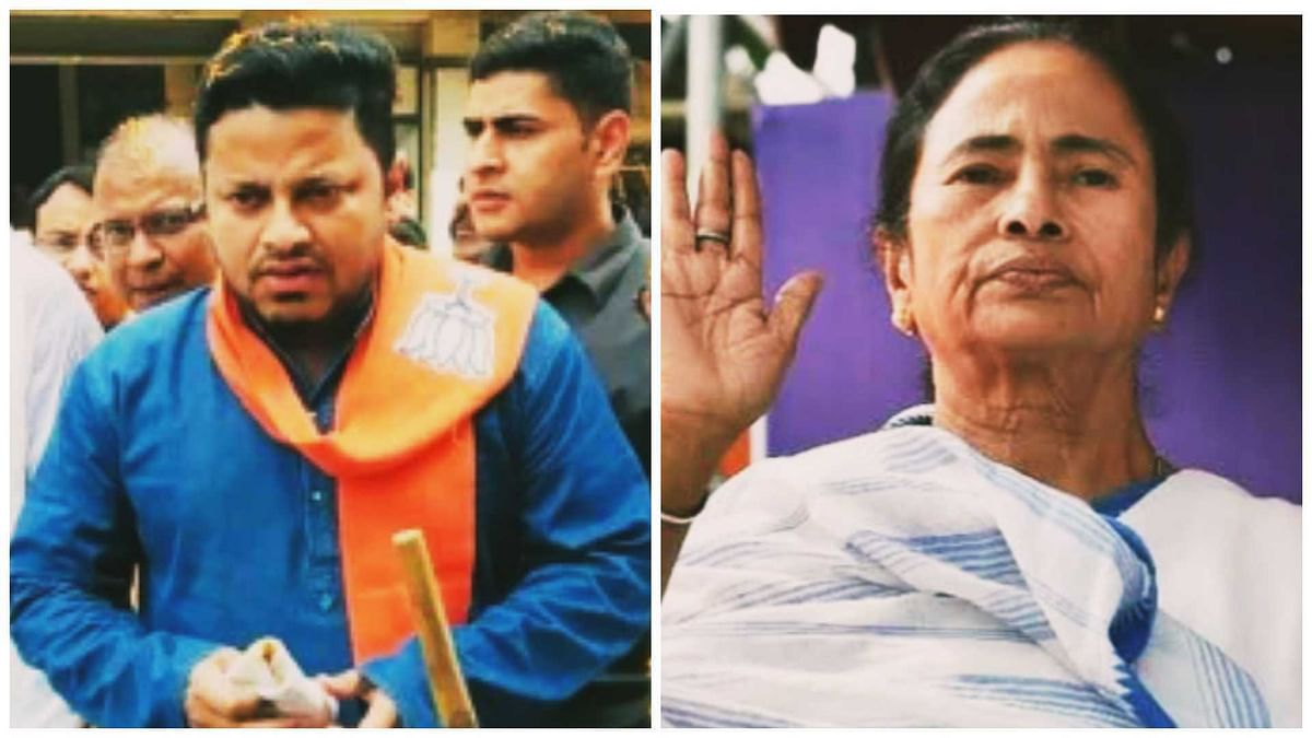 West Bengal: Police complaint against BJP's national secretary for saying he will hug Mamata Banerjee if he gets COVID-19