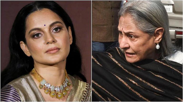 Jaya Bachchan, Kangana slug it over a 'gutter'